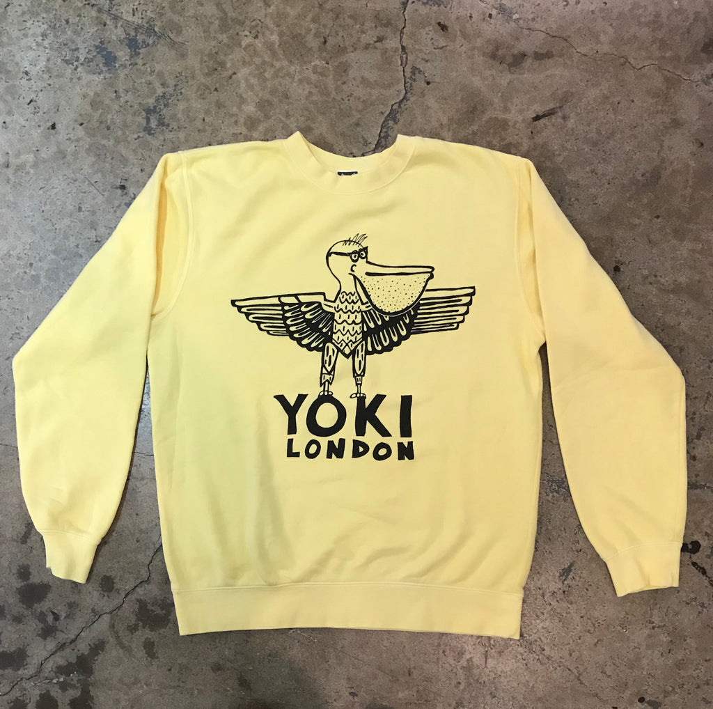 "Yokishop - ""Yoki London"" Crewneck Sweatshirt"