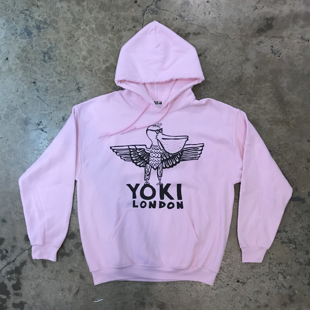 "Yokishop - ""Yoki London"" Hooded Sweatshirt"