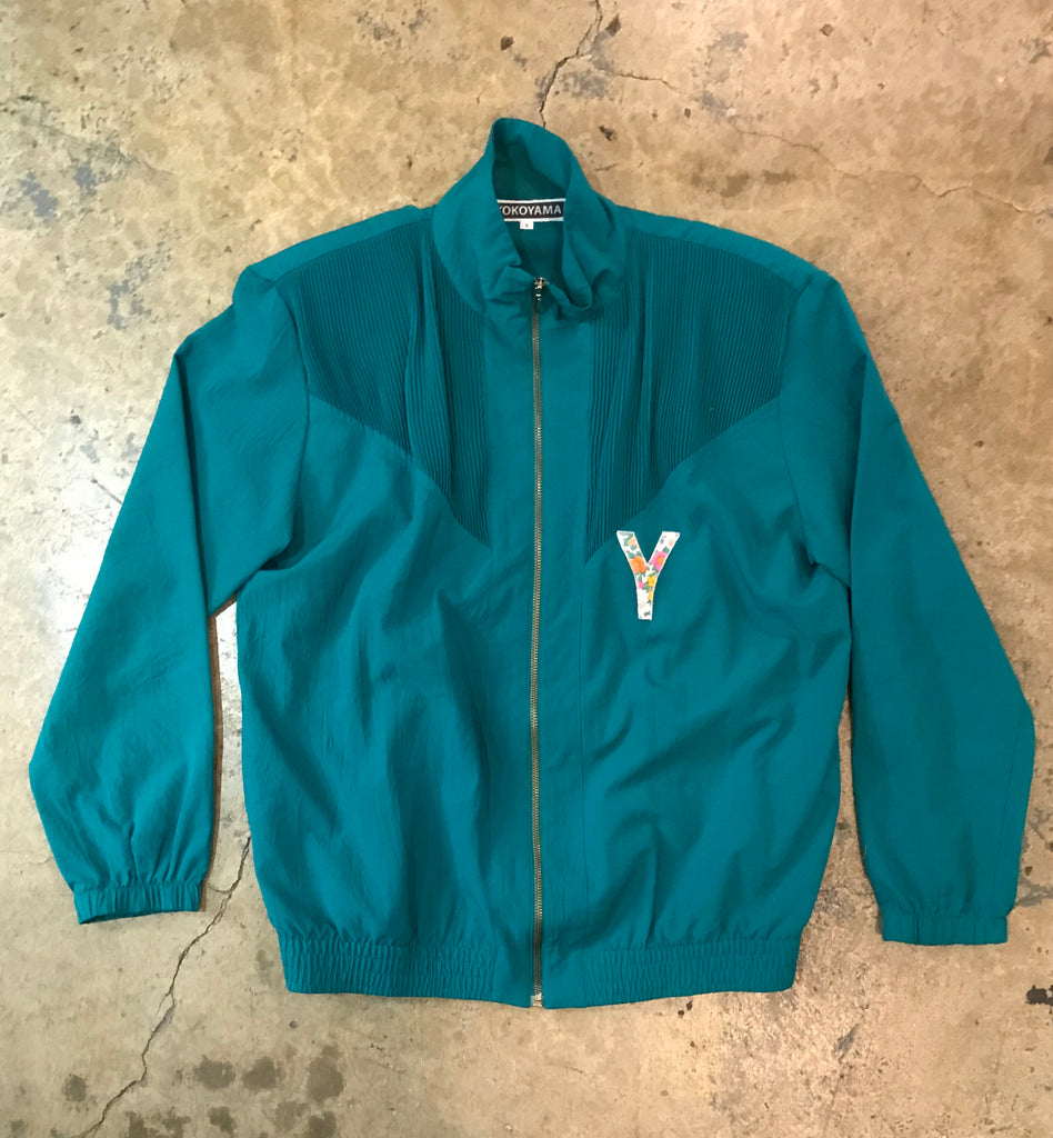 Yokoyama - 80's Mock Neck Zip Jacket