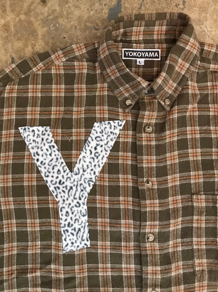 Yokoyama - Long Sleeve Flannel