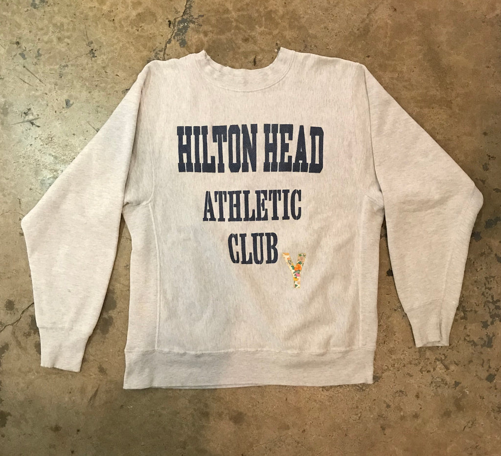 Yokoyama - Vintage Hilton Head Athletic Club Sweatshirt