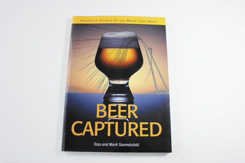 Beer Captured -- Tess Szamatulski, Mark Szamatulski