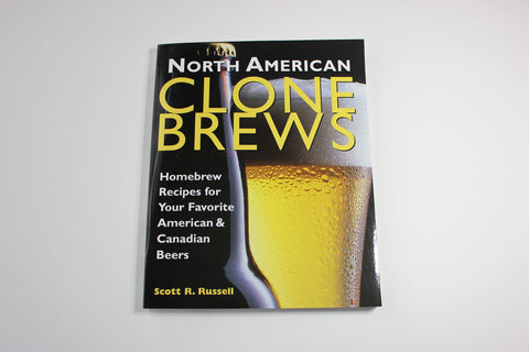 North American Clone Brews -- Scott R. Russell
