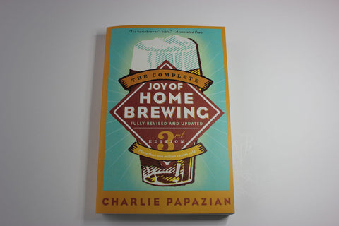 The Complete Joy of Homebrewing -- Charlie Papazian
