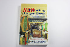 New Brewing Lager Beer -- Gregory Noonan