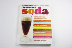 Homemade Soda -- Andrew Schloss