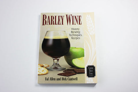 Beer Series Barley Wine --  Fal Allen and Dick Cantwell