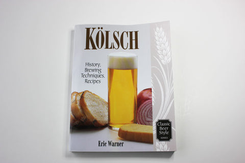 Beer Series Kolsch -- Eric Warner