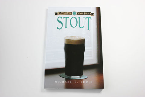 Beer Series Stout -- Michael J. Lewis