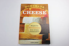 Homemade Cheese -- Janet Hurst