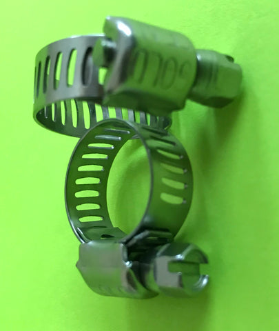 Stainless Gear Clamp for Draft Lines