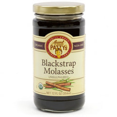 Blackstrap Molasses 12 oz Unsulphured