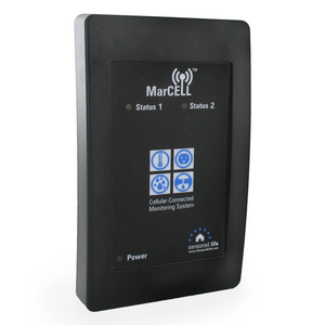 MarCell MAR500 Cellular Freeze and Power Alarm