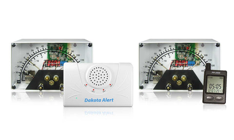 Temperature Alert - Complete Wireless Temperature Monitoring System
