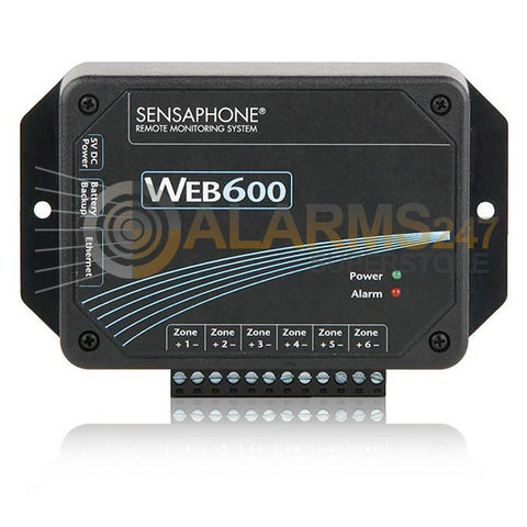 Sensaphone FGDW600 - Web 600 - Alarms247 Canadian Superstore