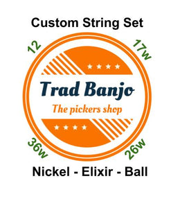 Elixir String Set - Light