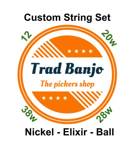 Elixir String Set - Medium 20