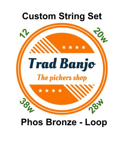 Phosphor Bronze Set - Loop - Medium 20