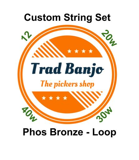 Phosphor Bronze Set - Loop - Heavy