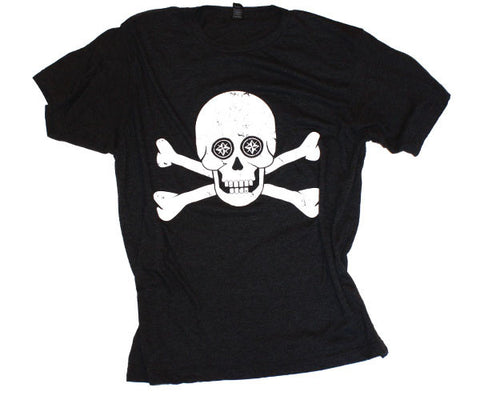 The Jolly Roger Triblend Tee