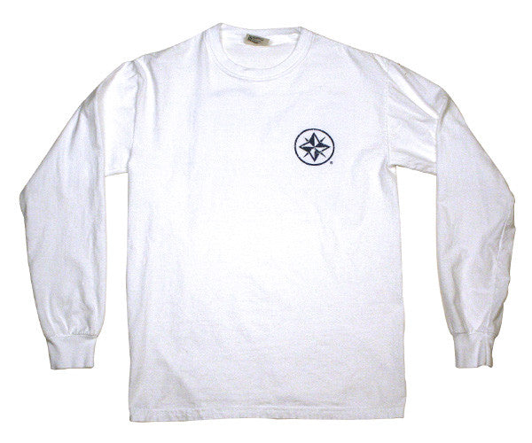 The Classic Long Sleeve - Starboard