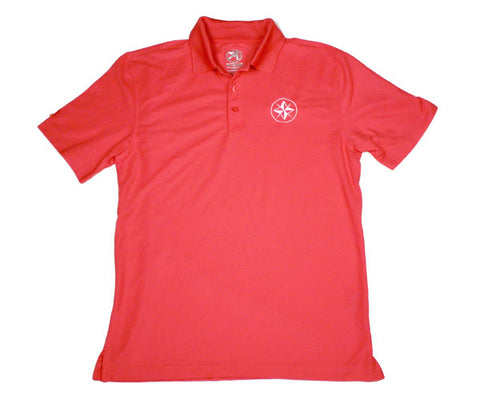 The Performance Polo - Flamingo