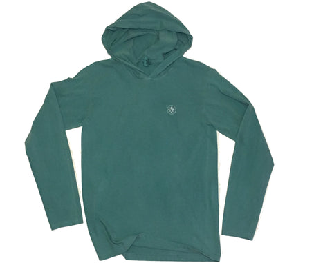 The Tradewind Hooded Long Sleeve - Porch Rocker