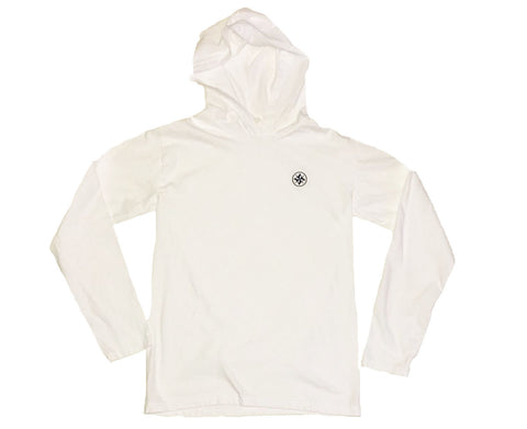 The Tradewind Hooded Long Sleeve - Starboard