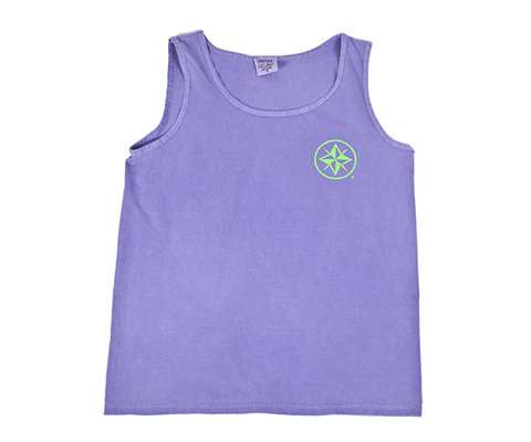 The Signature Tank - Mardis Gras
