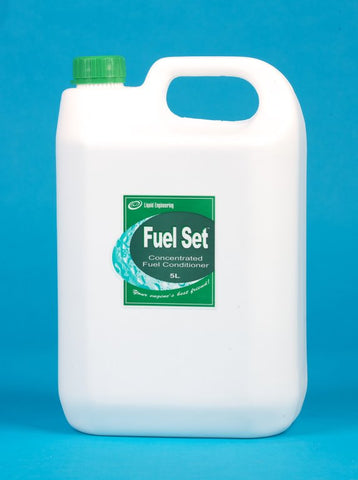 Fuel Set FCC 5 Litre