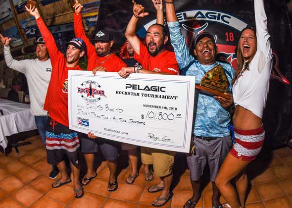 2nd Annual Pelagic Rockstar Tuna Tournament