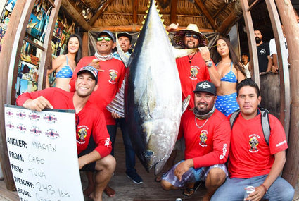 Lightning Strikes Twice for 2018 Bisbee's Winner CHINITO BONITO November 2-4, 2018 – Cabo San Lucas, Mexico - The highly-anticipated Inaugural ROCKTAR! Tuna ...