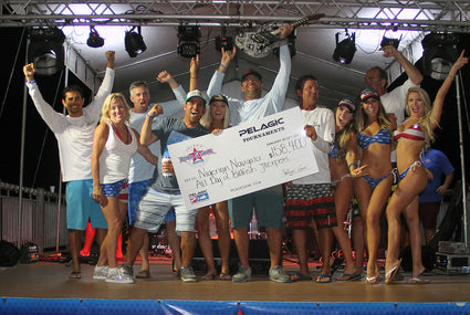 'VAQUERO' EARNS LARGEST PAYOUT IN PELAGIC ROCKSTAR TOURNAMENT HISTORY