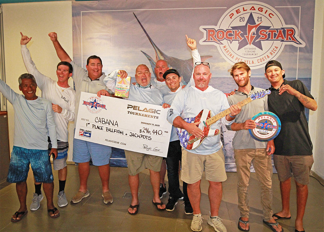 2021 Pelagic Rockstar Offshore Tournament_Cabana Champions