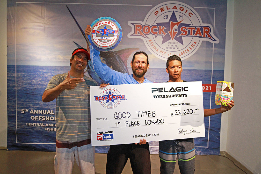2021 Pelagic Rockstar Offshore Tournament_Good Times