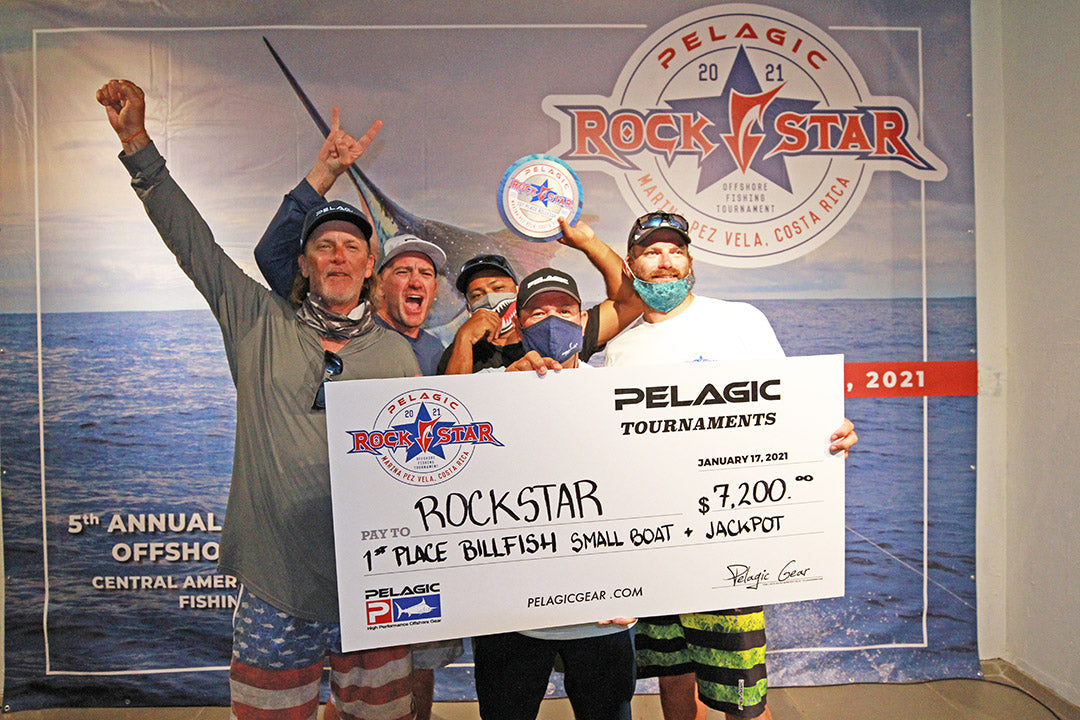2021 Pelagic Rockstar Offshore Tournament_Rockstar Boat