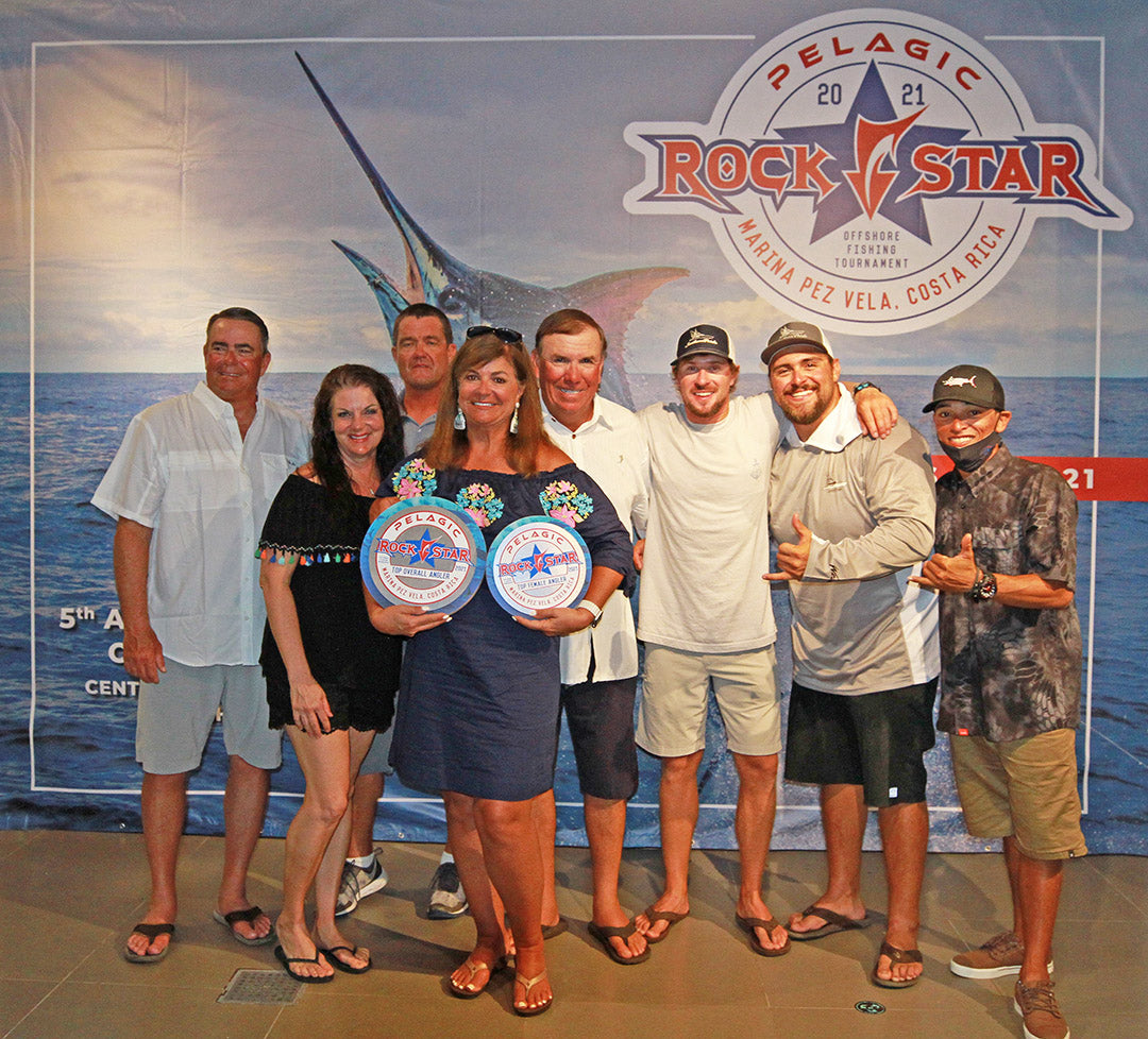 2021 Pelagic Rockstar Offshore Tournament_Top Overall Angler Joni Smith