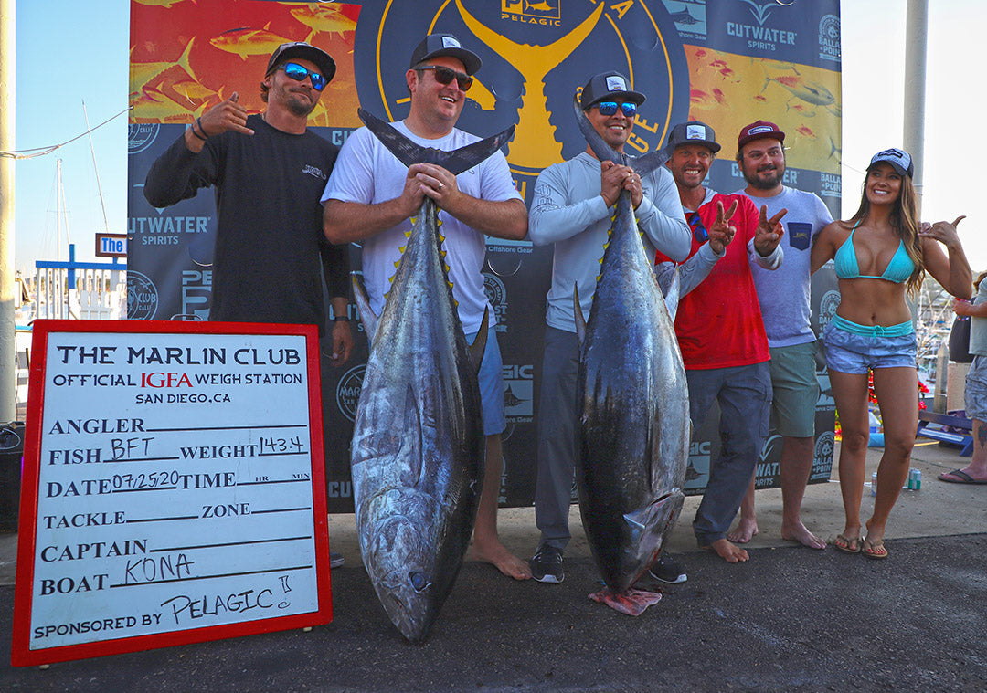 Pelagic CA Tuna Challenge_Bluefin Tuna