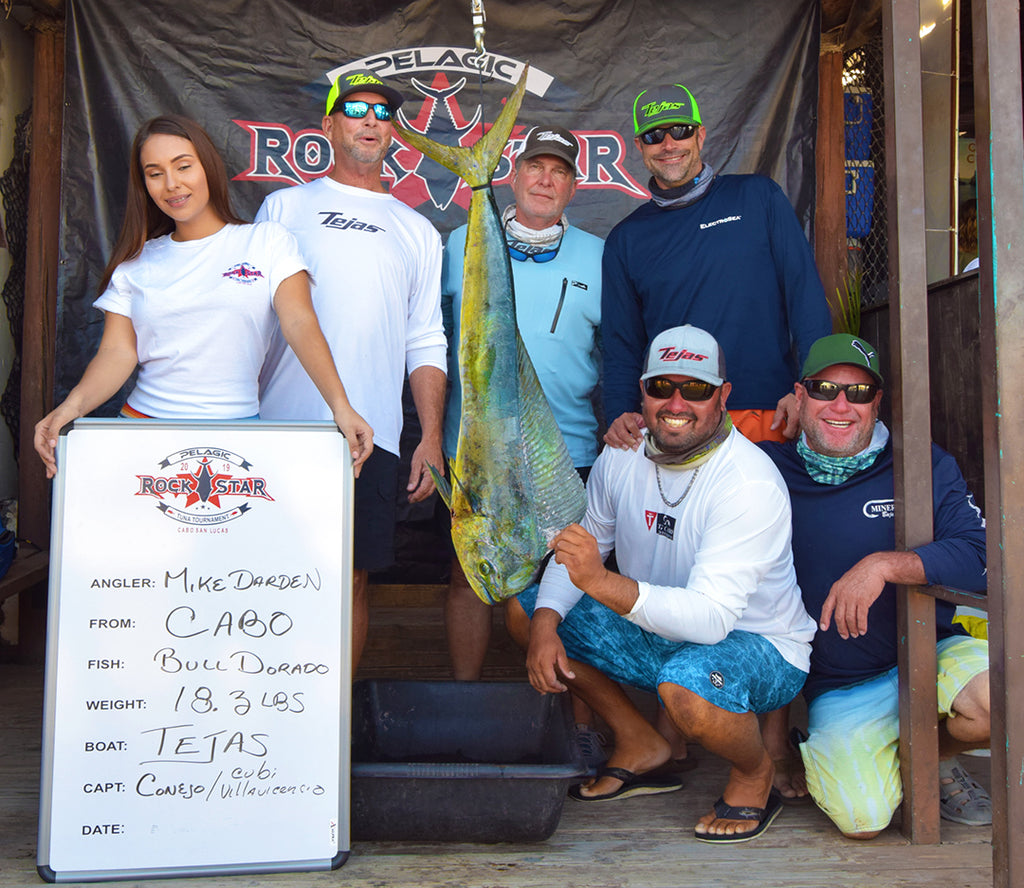 Dorado_Pelagic Rockstar Tuna Tournament_Cabo San Lucas