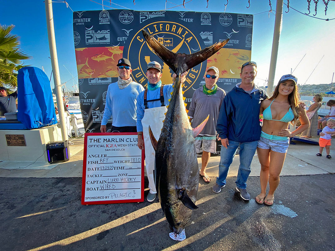 Bluefin Tuna_Pelagic California Tuna Challenge_Third Place