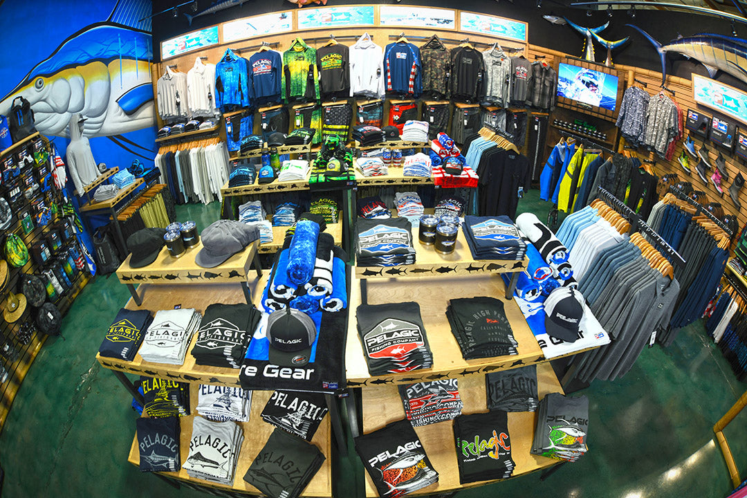 Pelagic Costa Mesa Retail Store