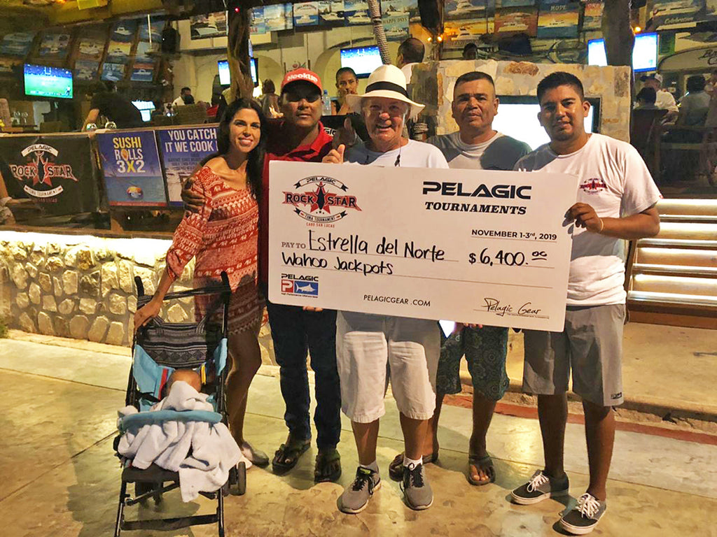 Awards Ceremony_Pelagic Rockstar Tuna Tournament_Baja Cantina