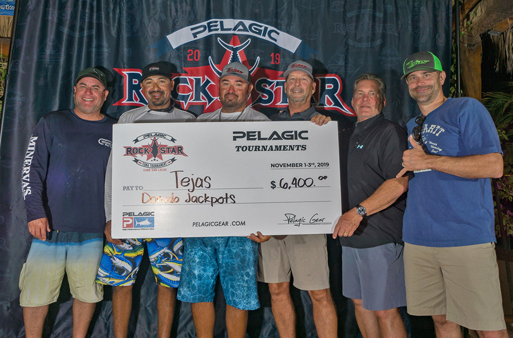 Awards Ceremony Pelagic Rockstar Tuna Tournament_Team Tejas