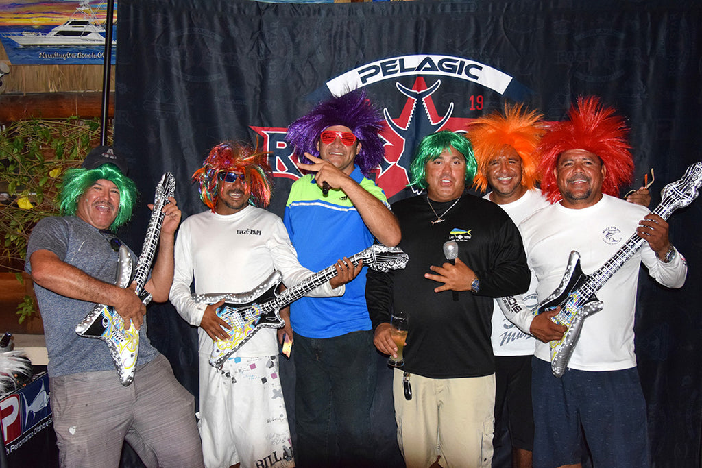 Cabo Tuna Tournament Pelagic Rockstar_Party