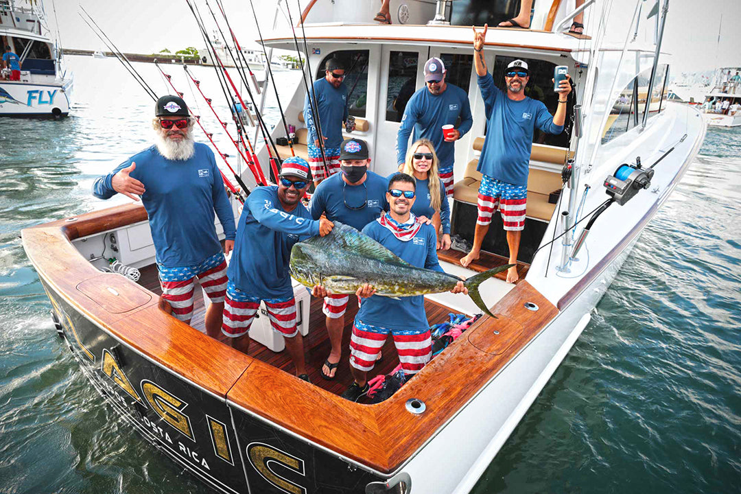 Team Pelagic_Rockstar Offshore Tournament Costa Rica