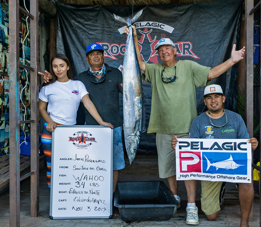 Wahoo_Cabo Tuna Tournament_Pelagic Rockstar