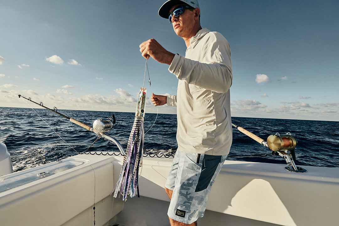 High Speed Trolling for wahoo-Bahamas-Pelagic Gear
