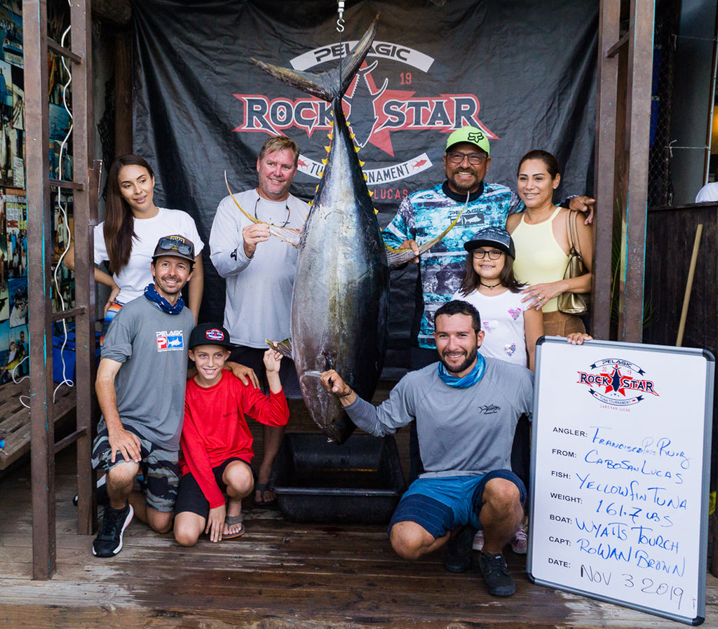 Yellowfin Tuna_Cabo Tuna Tournament_Pelagic Rockstar_Wyatts Torch