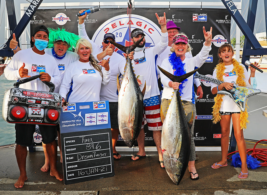 Yellowfin Tuna_Pelagic Rockstar Offshore Tournament_2021