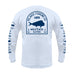 Worldwide Slayer Long Sleeve Fishing T-shirt Thumbnail - 1